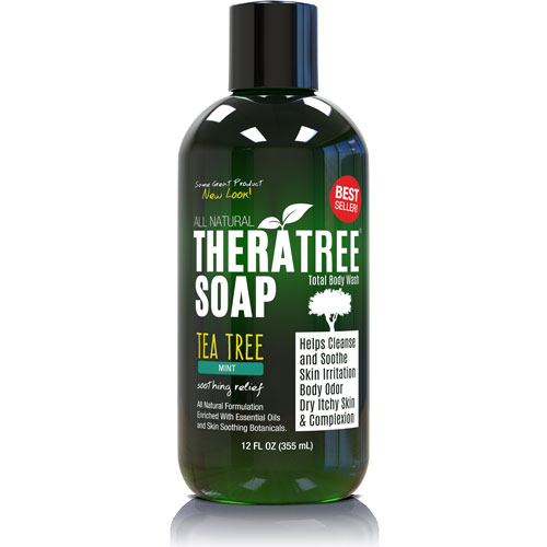 Oleavine Theratree Foot And Body Care Products With